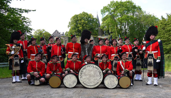 1st Sauerland Pipes and Drums